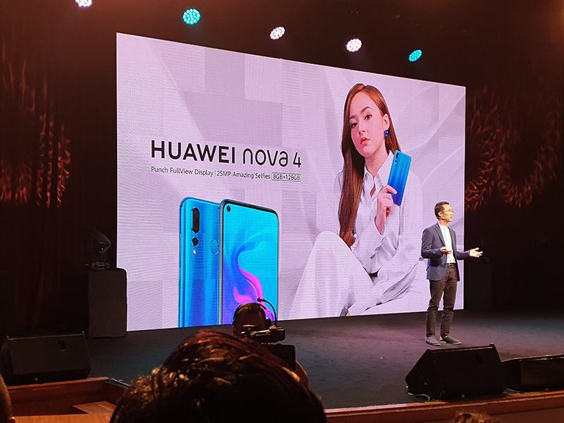 Huawei Nova 4 Malaysia Launch
