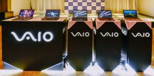 New Vaio laptops launched by Nextsgo