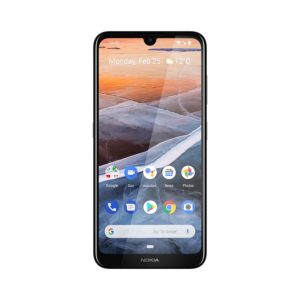 The New Nokia 3.2 Is A Budget Friendly Phone With A Massive Screen And Battery