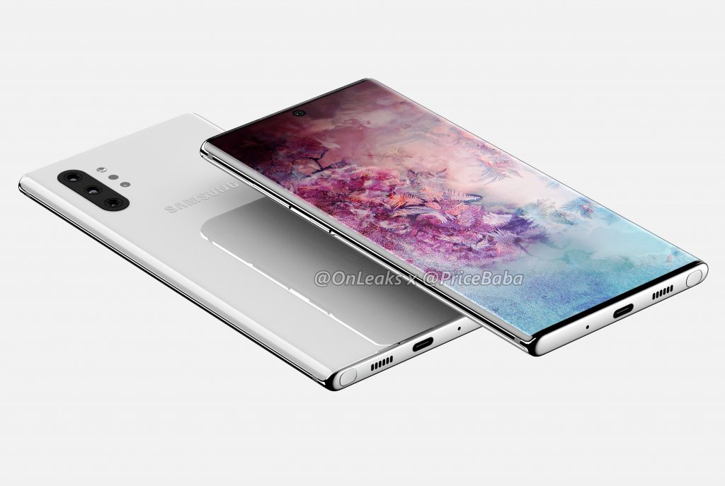 The Samsung Galaxy Note 10 may be launching in August