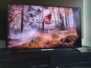Samsung QLED 8K TV Hands On