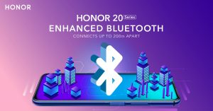 "HONOR 20 To Gain ""Super Bluetooth"" Connectivity"