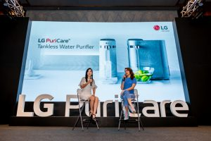 LG launches new Puricare Products that purify water and air