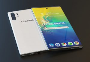 Samsung Galaxy Note 10 Rumoured to Feature ToF Sensor