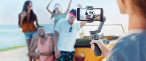 The DJI Osmo Mobile 3 is the most travel-friendly gimbal available