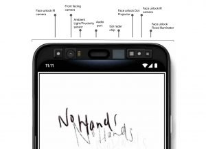 Google's Pixel 4 Allows You To Unlock via Facial Recognition and Control Using Gestures
