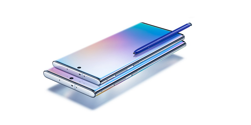 Samsung Takes The Wraps Off The Galaxy Note 10