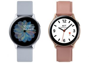 Samsung Makes Bid for Smartwatch Domination With Galaxy Watch Active 2