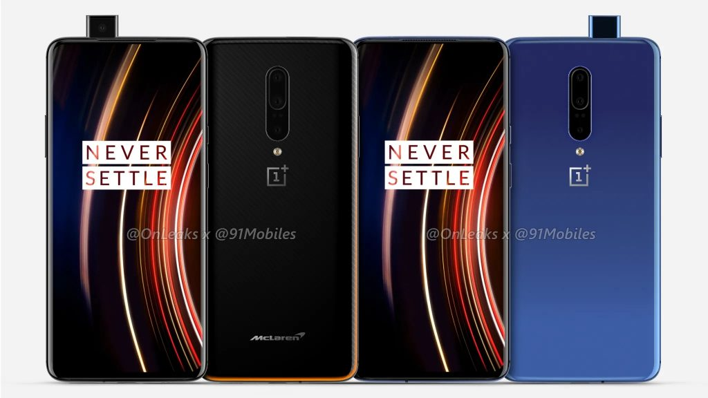 Holding Out For A OnePlus 7T Pro? It's Actually Good Looking
