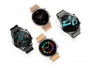 Watch Out Apple Watch! Huawei's Watch GT 2 Boasts 2-Weeks Battery Life!