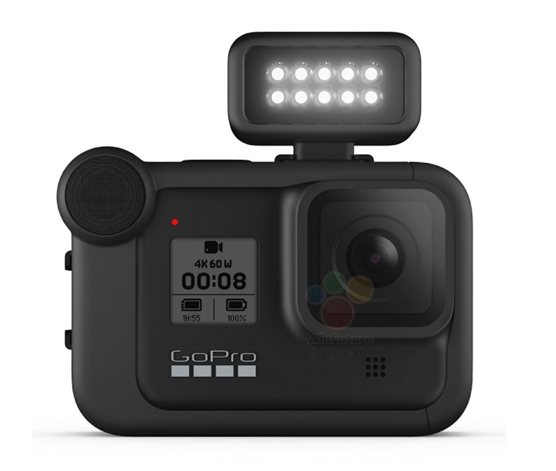 Leaked GoPro Hero8 Black Details Reveal Exciting New Features