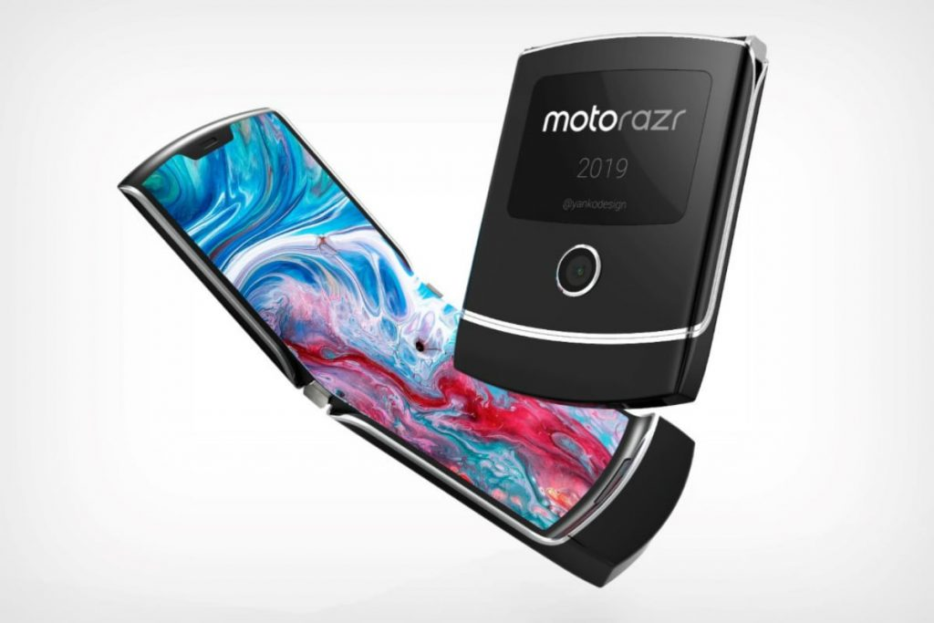 Motorola's Revived Razr Phone Is A Blast From The Past