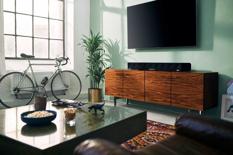 Sennheiser Envisions The Future of Home Cinema Via The AMBEO Soundbar