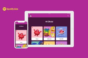 Spotify Introduces Kid-Friendly App For Younger Listeners